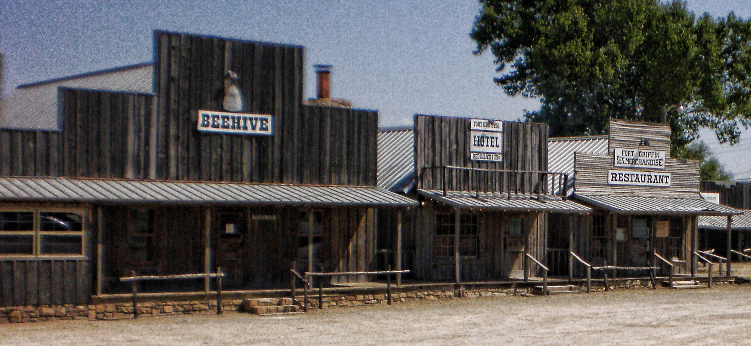 fort griffin texas
